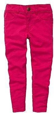 Osh Kosh Stretch Twill Jeggings - Girls 3m-24m