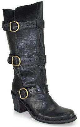 Fiorentini+Baker Net - Leather Buckle Boot