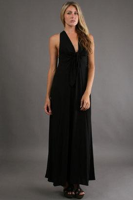 Tysa Loren Dress in Black