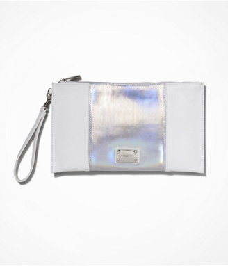Express Holographic Panel Clutch