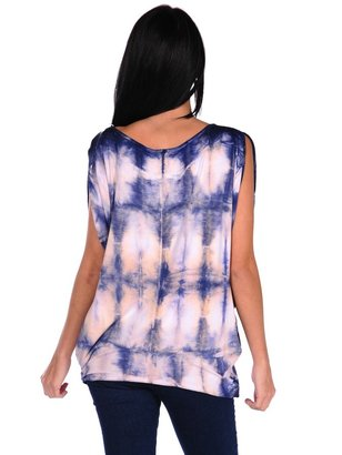 Romeo & Juliet Couture Tye Dye Top