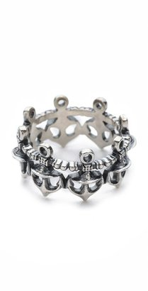 Vivienne Westwood Anchors Ring