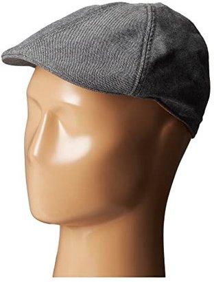 Goorin Brothers Mr. Bang (Black) Traditional Hats