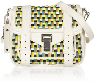 Proenza Schouler The PS1 Pouch leather shoulder bag