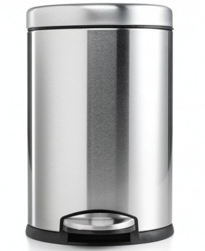Simplehuman Trash Can, 4.5L Mini Round