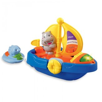 Vtech Pull and Play Boat