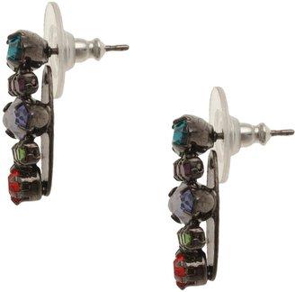 Dannijo Tucan Earrings