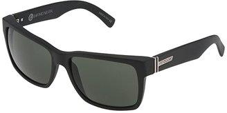 Von Zipper VonZipper Elmore - S.I.N. (Black Satin/Grey) Fashion Sunglasses
