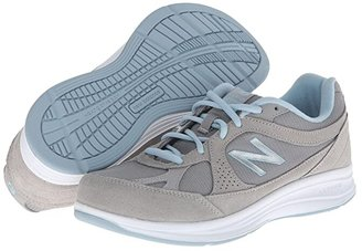 New Balance WW877 (Silver) Women's Shoes