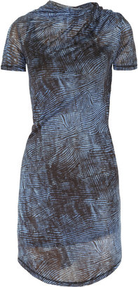 See by Chloe Venice printed fine-jersey dress