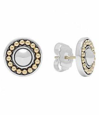 Lagos 'Enso' Two-Tone Stud Earrings