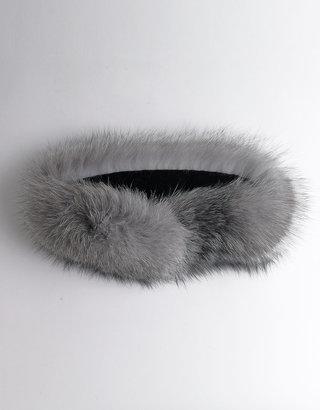 Surell Fox Fur Headband