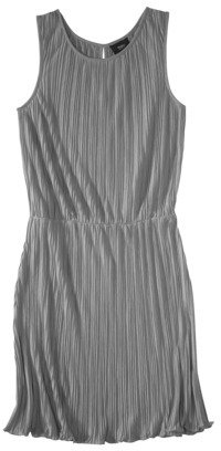 Mossimo Womens Pleated Easy Waist Sleeveless Dress - Assorted Colors