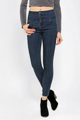 BDG Twig Super-High-Rise Seamed Jean