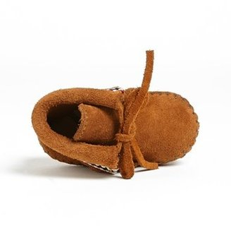 Minnetonka Infant Braid Bootie