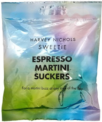 Harvey Nichols Espresso Martini Suckers 200g