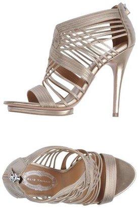 Elie Tahari Platform sandals