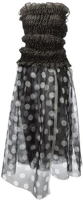 Comme des Garcons Tao Archive polka dot dress