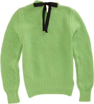 Simonetta Textured Sweater