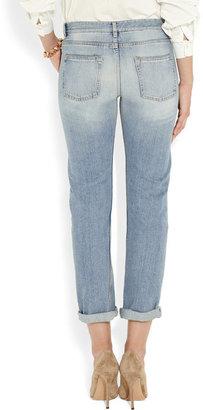 The Row Ashland mid-rise slim jeans
