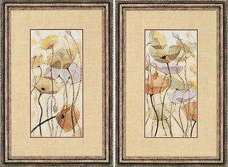 Rooms To Go Fluidity - Set of 2 Framed Prints