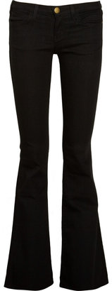 Current/Elliott The Low Rise Bell flared jeans