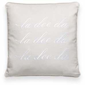 Kate Spade La Dee Da Pillow