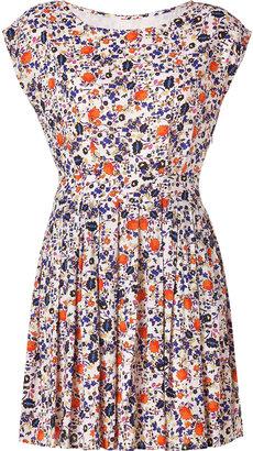 Paul & Joe Sister Ecru/Multi Antello Dress