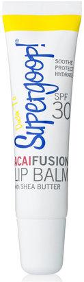 Supergoop! SPF 30+ UVA & UVB AcaiFusion Lip Balm, 0.5 oz
