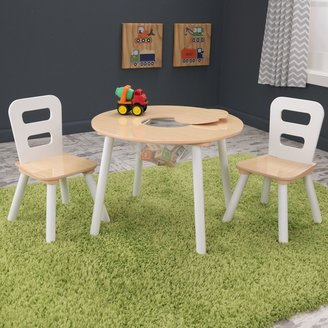 Kid Kraft Round Table & Chair Set