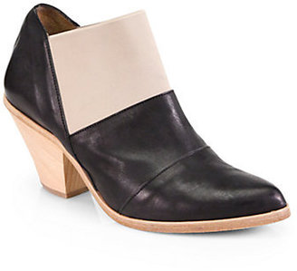 Ld Tuttle VPL by Orthogonal Leather Ankle Boots