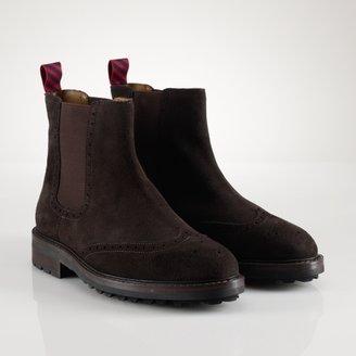 Polo Ralph Lauren Norbeck Wingtip Boot