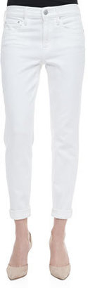 Vince Mason Relaxed Cuffed Jeans