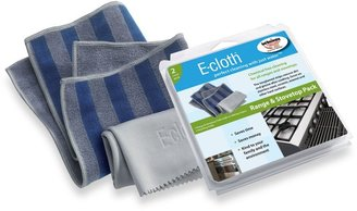 E-cloth Range and Stovetop Pack (Set of 2)