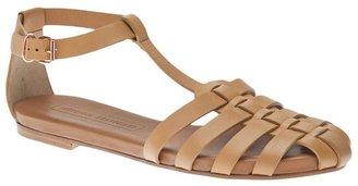 Veronique Branquinho t-strap sandal