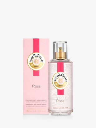 Roger & Gallet Rose Well-Being Water Fragrance, 100ml