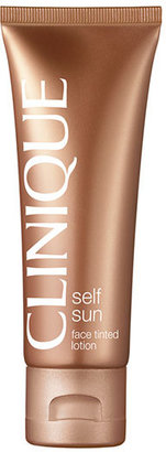 Clinique 'Self Sun' Face Tinted Lotion $23 thestylecure.com