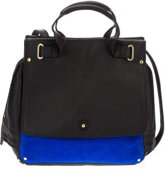 Jerome Dreyfuss 'Johan' bi-colour shoulder bag