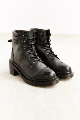 Dr. Martens Alexandra Heeled Lace-Up Boot