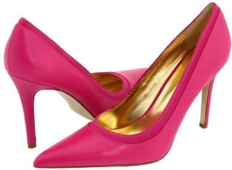 Charles by Charles David Prism (Fuchsia Leather) - Footwear
