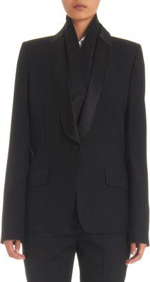 Maison Martin Margiela Double-layer Shawl Lapel Tux Jacket