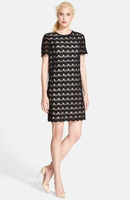 Kate Spade 'virginia' Lace Shift Dress