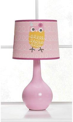 Zutano owls lamp