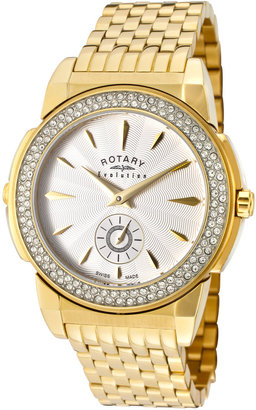 Rotary Women's Evolution T22 Luxury Gold Watch