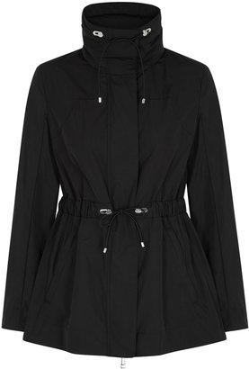 Moncler Ocre Black Shell Jacket