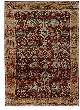 Oriental Weavers Andorra 7154A Area Rug, 5'3 x 7'3