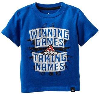 adidas Boys 2-7 Winning Games Tee