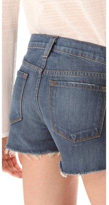 J Brand 1046 Low Rise Cutoff Shorts