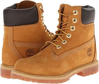 Timberland - 6 Premium Boot Women's Lace-up Boots $169.95 thestylecure.com