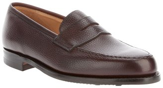Crockett Jones Crockett & Jones 'Boston' penny loafer
